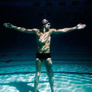 César Cielo, swimmer.