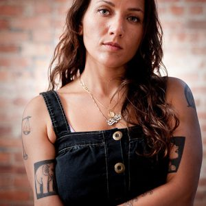 Melissa Febos, writer.