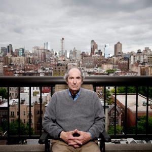 Philip Roth, writer.