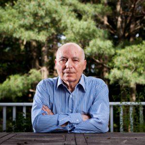 Vito Tanzi, economist, professor, writer.