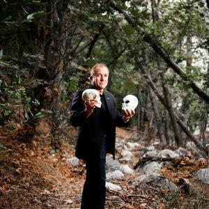 Michael Shermer, publisher of Skeptic magazine