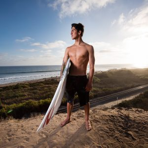 Gabriel Medina, surfer, 2014 WSL World Champion.