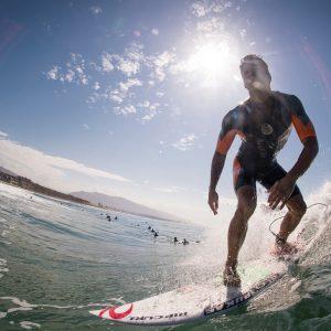 Gabriel Medina, surfer, 2014 WSL World Champion.