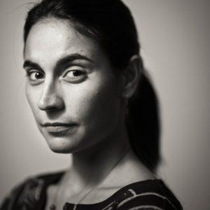 Júlia Bacha, filmmaker.