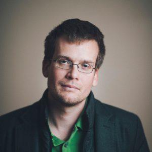 John Green, writer.